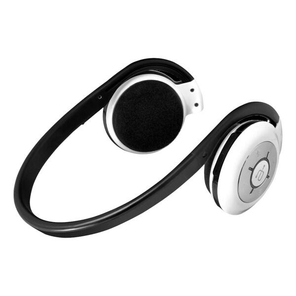 Aluratek ABH02F Bluetooth Wireless Stereo Headphones