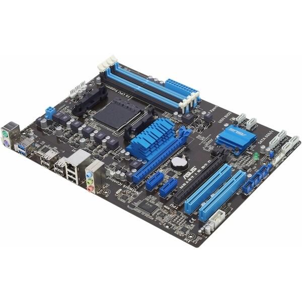 Asus M5A97 LE R2.0 Desktop Motherboard - AMD Chipset - Socket AM3+