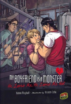 My Boyfriend Is A Monster 7: He Loves Me, He Loves Me Not (Paperback)