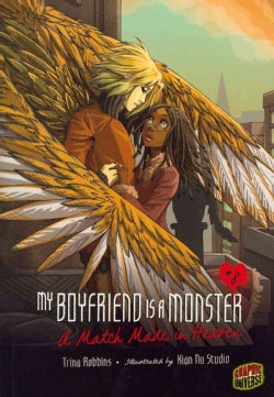 My Boyfriend is a Monster 8: A Match Made in Heaven (Paperback)