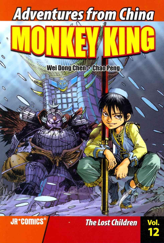 Monkey King 12: The Lost Children (Paperback)