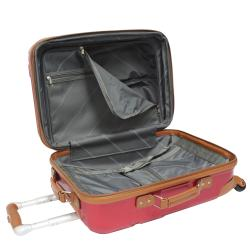 Beverly Hills Country Club Classic 21-inch Spinner Suitcase - Thumbnail 1