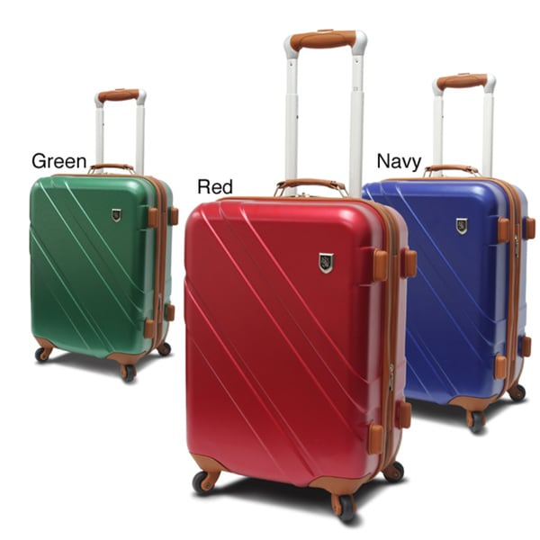 Beverly Hills Country Club Classic 21-inch Spinner Suitcase