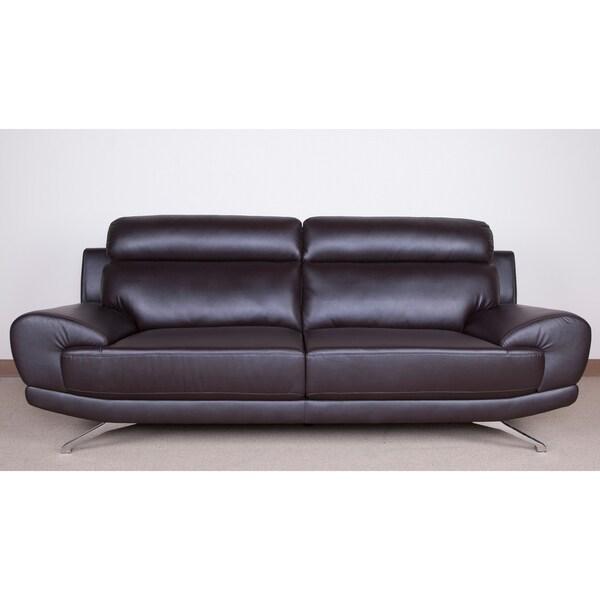 Mason Chocolate Sofa