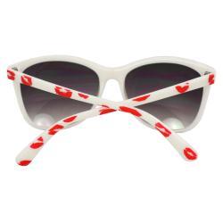 Women's JP7091-WHTPB White Fashion Sunglasses - Thumbnail 2
