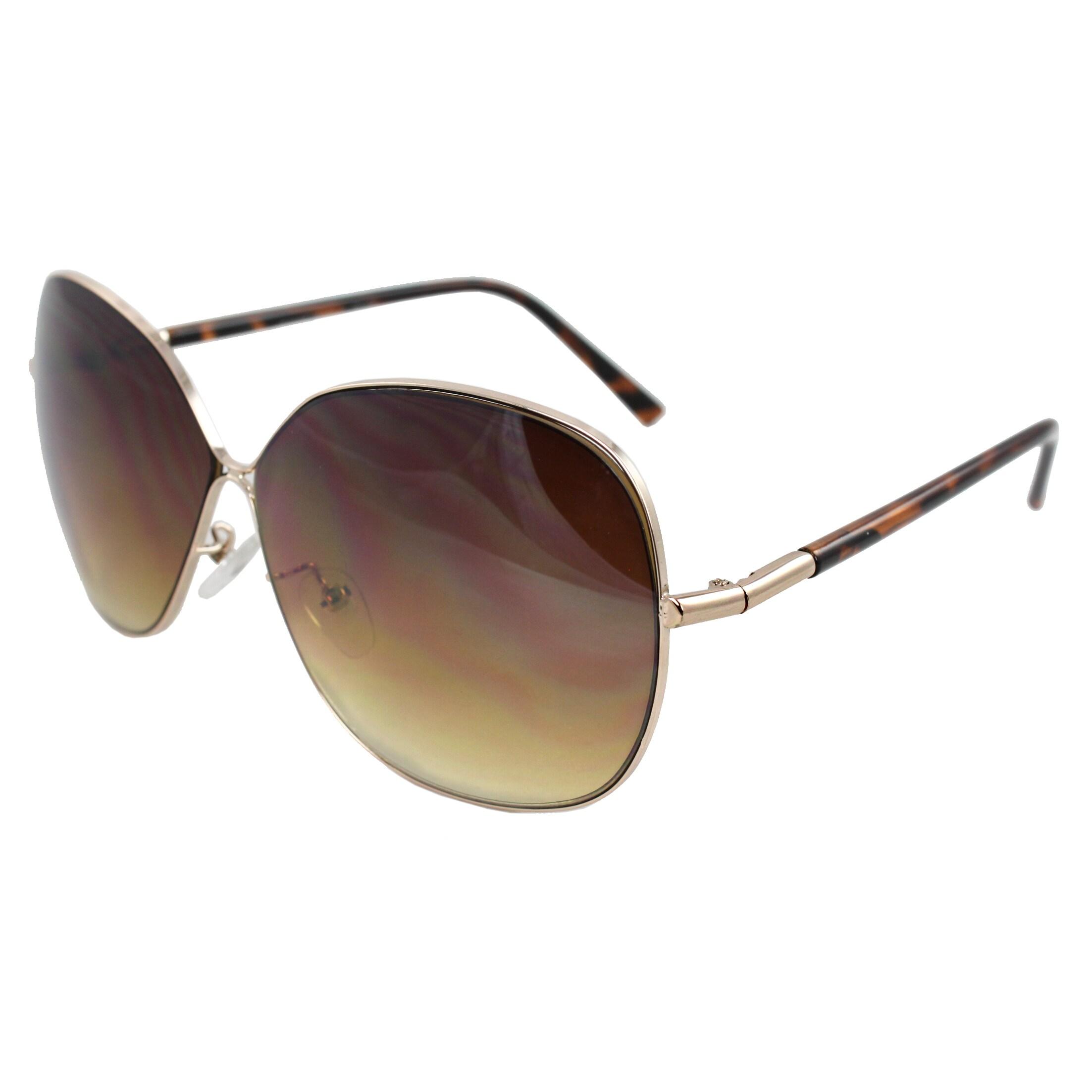 Women's Oval Fashion Sunglasses