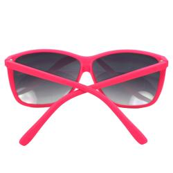 Women's Pink Square Fashion Sunglasses