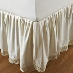 Ruffled Bella Crochet 18-inch Bedskirt|https://ak1.ostkcdn.com/images/products/7025595/Ruffled-Bella-Crochet-18-inch-Bedskirt-P14530594.jpg?impolicy=medium