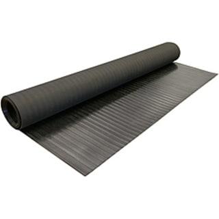 rubber-cal diamond-plate rubber floor mats - 1/8 x 48-inch rubber