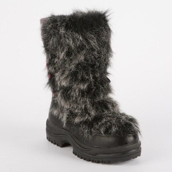 Muk Luks Massak Highland Nordic Short Snow Boot