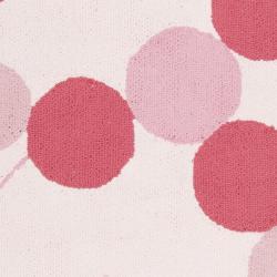 Safavieh Handmade Children's Bubbles Ivory/ Pink Wool Rug (2'3 x 8')