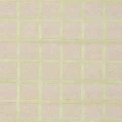 Safavieh Handmade Children's Plaid Beige New Zealand Wool Rug (8' x 10')