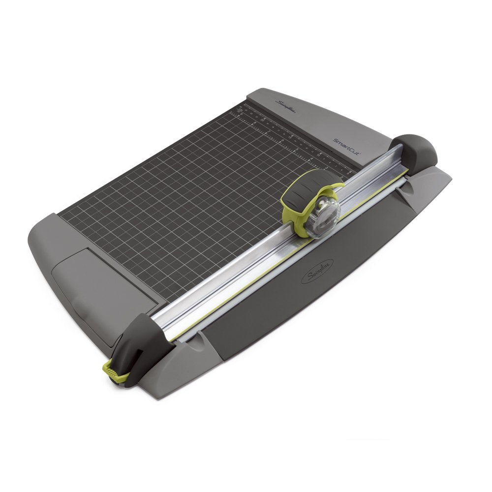 Swingline Smartcut Pro 15 Metal Rotary Paper Cutter - Thumbnail 0