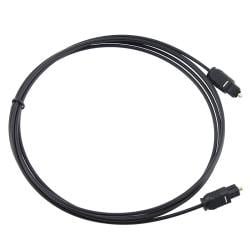 INSTEN 6-foot HDMI Cable/ Digital Optical Audio Toslink Cable - Thumbnail 2