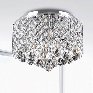 Nerisa Chrome Crystal Flush Mount Chandelier|https://ak1.ostkcdn.com/images/products/7026576/P14531421.jpg?_ostk_perf_=percv&impolicy=medium
