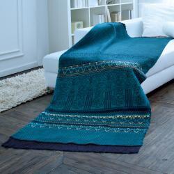 Bocasa Tandori Woven Throw Blanket