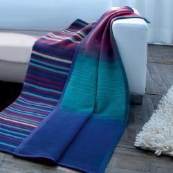 Bocasa Masala Woven Throw Blanket