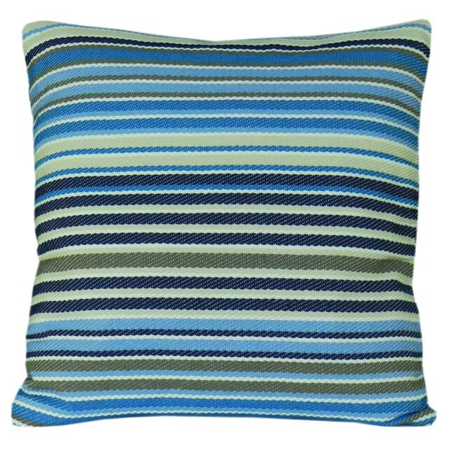 Bocasa Blue Sunrise Indoor/Outdoor Cushion