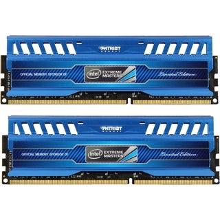 Patriot Memory 8GB PC3-12800 (1600MHz) Intel Extreme Masters Memory,
