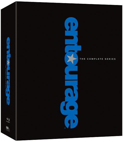 Entourage: The Complete Series (Blu-ray Disc)