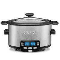 Cuisinart MSC-600 Stainless Steel 6-quart 3-in-1 Cook Central Multicooker
