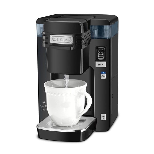 Keurig Black Cuisinart SS-300BK Single Serve Brewing System