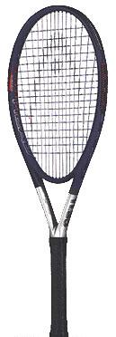 Head Ti S5 ComfortZone Tennis Racquet