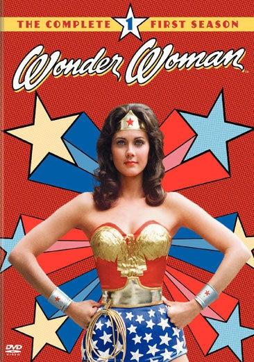 Wonder Woman: The Complete First Season (DVD)