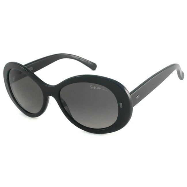 Giorgio Armani Women's GA907 Oval Sunglasses