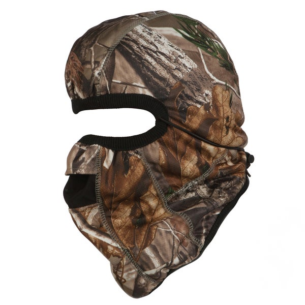 QuietWear Thinsulate Insulated Camo Mask