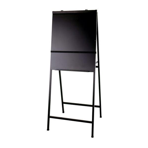 Testrite Classic Black/Black Aluminum A-Frame Easel