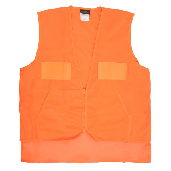 QuietWear Hunting Vest with Game Bag