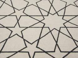 nuLOOM Handmade Marrakesh Trellis Natural Wool Rug (5' x 8') - Thumbnail 2