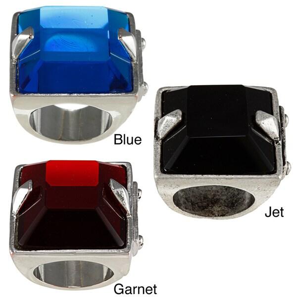 BCBG Crystal Fashion Ring