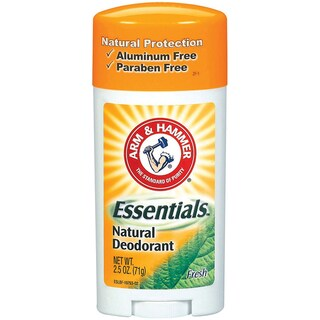 Arm & Hammer 2.5-ounce Deodorant Fresh Scent (Pack of 6)