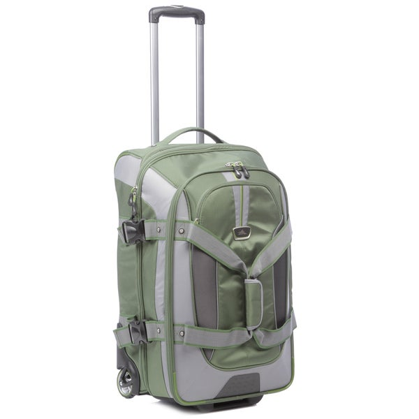 High Sierra Rolling Backpack with Removable Daypack, AT-6