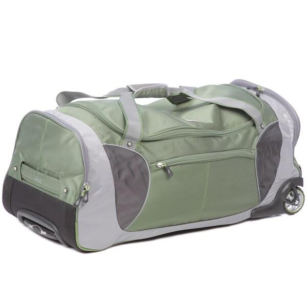 High Sierra 30-inch Wheeled Cargo Upright Duffel Bag