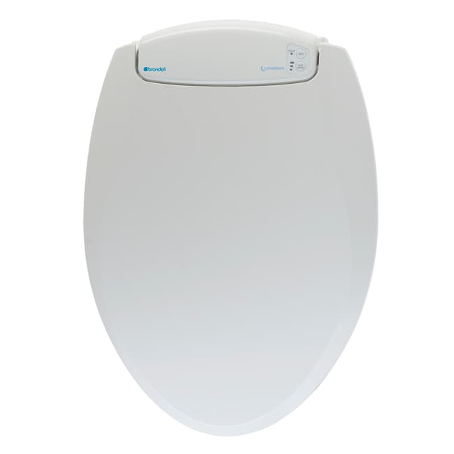 LumaWarm Heated Nightlight Toilet Seat