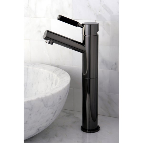 Black Stainless Steel Sink Bathroom Faucet - Free Shipping Today ...