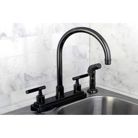 Buy Black Kitchen Faucets Online At Overstock Our Best