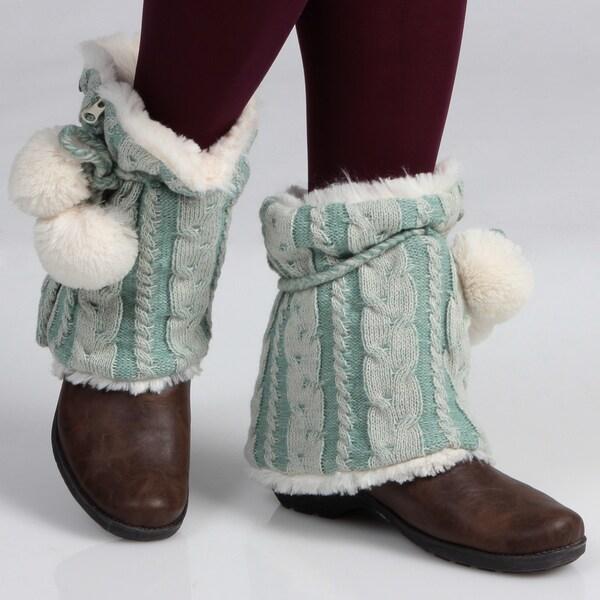 Muk Luks Women's Scandinavian Boot Sweaters