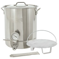 Bayou Classic 8-gallon Brew Kettle