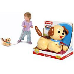 Fisher-Price Brilliant Basics Little Snoopy Restage - Thumbnail 1