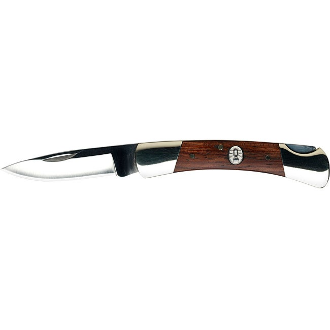 Coleman RW001 'Trekker Lockback I' Knife