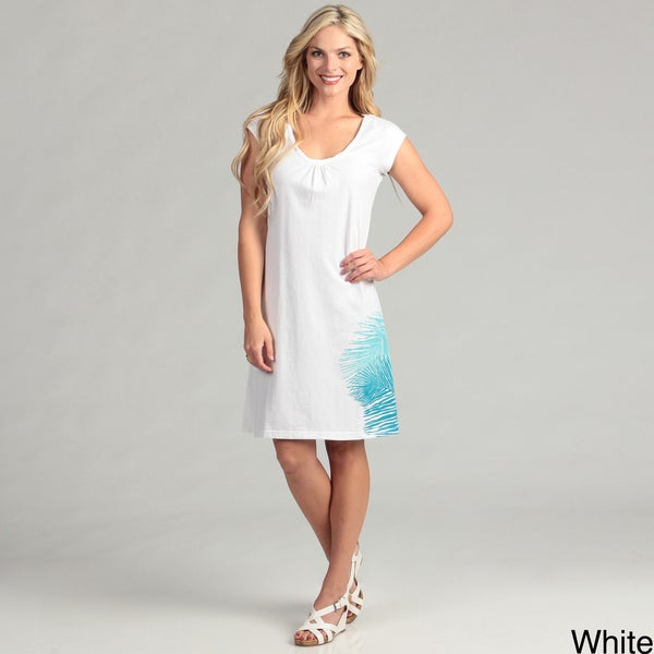 Women's Sand Scoop Dress