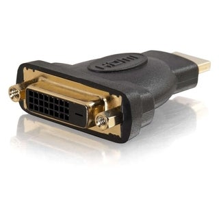 C2G Velocity DVI-D Female to HDMI Male Inline Adapter