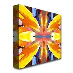 Amy Vangsgard 'Paradise' Canvas Art