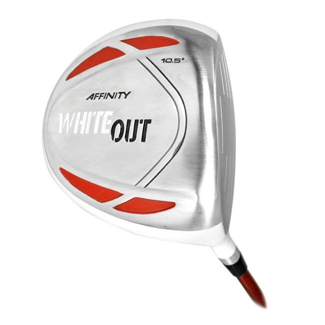 Affinity White Out Driver