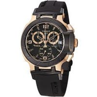Tissot Men's T0484172705706 T-Sport Rose-gold Stainless Steel Watch