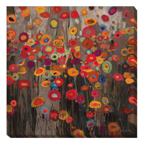 Don Li-Leger 'Parade' Canvas Art